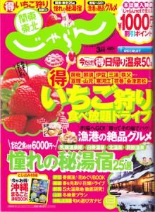 じゃらんMAR2013 旅のトレンドキャッチ「空美ちゃん」 リクルート